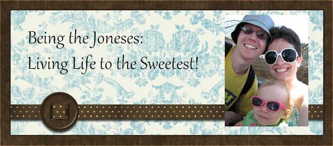 Being the Joneses