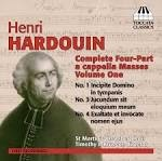 Masses of Henri Hardouin