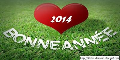 sms bonne année 2014 pour amoureux