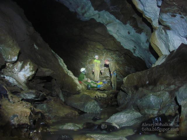 зал в пещере грез