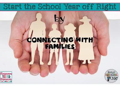 Parent Communication in School