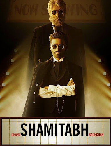 Shamitabh (2015) Movie Poster No. 2