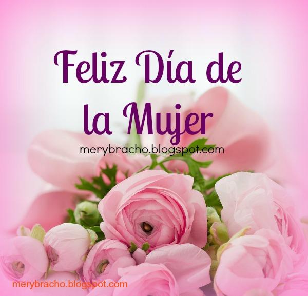 Photo found with the keywords: Feliz Dia De La Mujer poemas