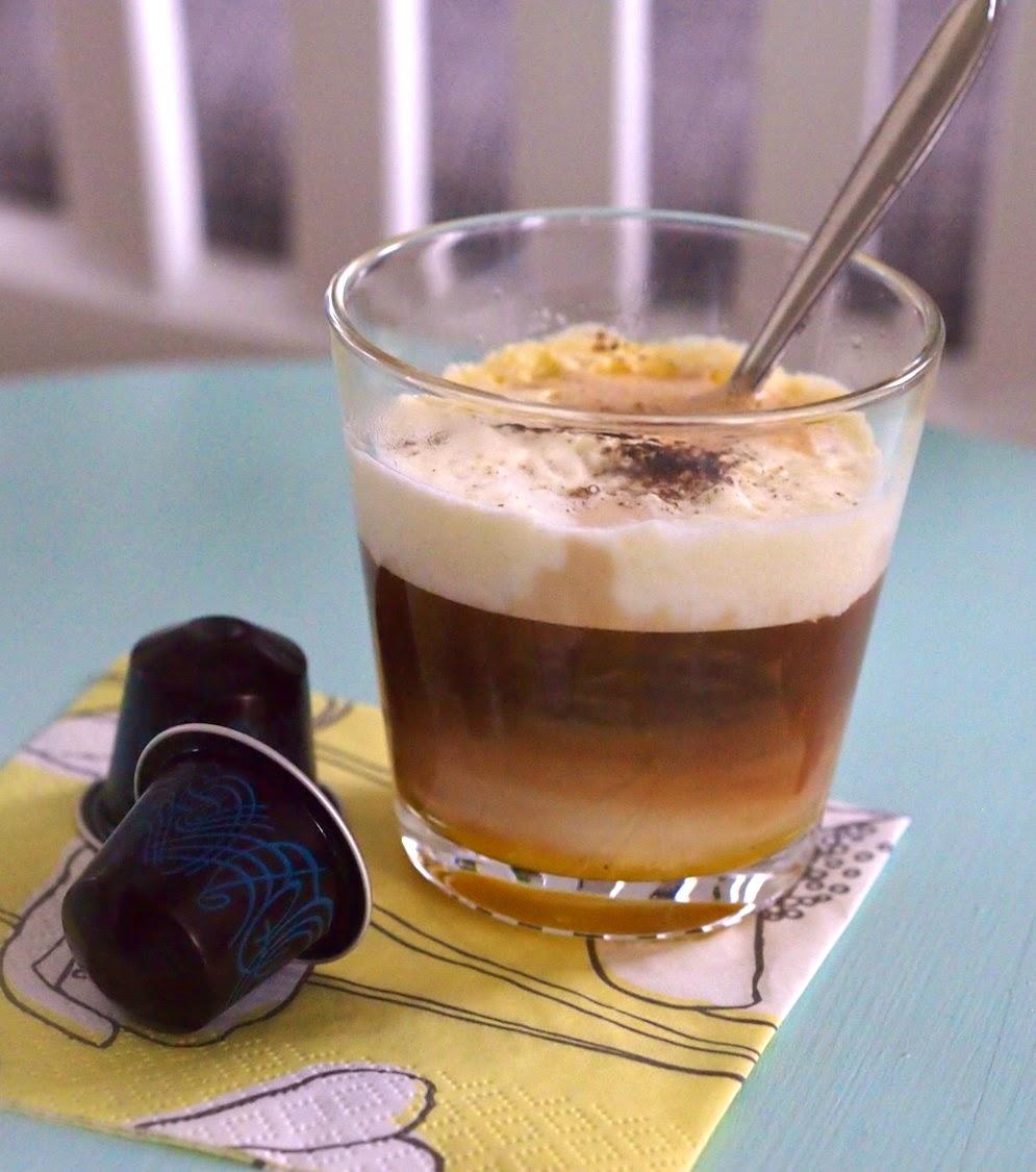 Kuubalainen mangokahvi