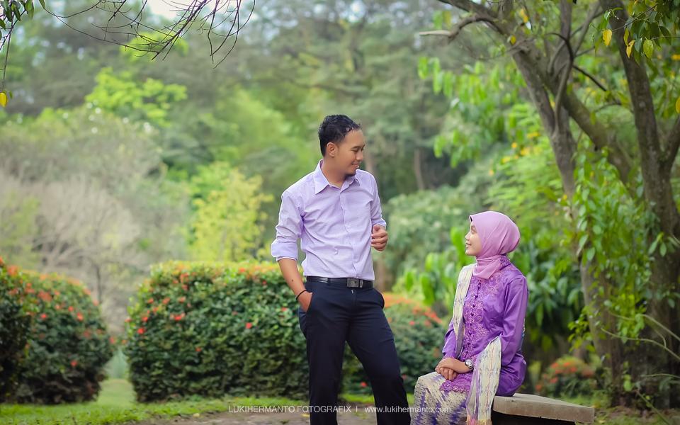 Foto Prewedding berjilbab