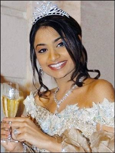 ten most expensive weddings Vanisha Mittal and Amit Bhatia