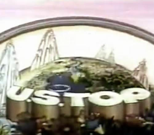 Campanha psicodélica do Jeans USTOP, apresentado nos anos 70: toda produzida em desenho animado.