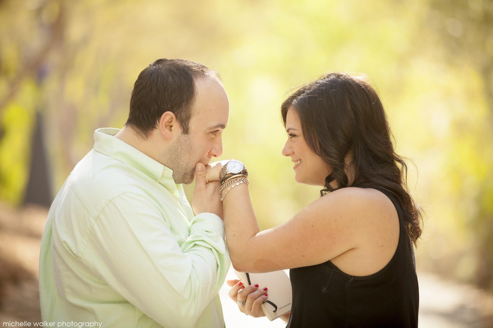 Michelle Walker Photography Auberge du Soleil Engagement