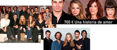 Serie 700 euros, diario de una call girl, Antena 3