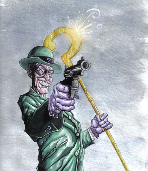 Riddler (DC Comics) Character Review - 3