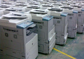 Mesin Fotocopy Rekondisi