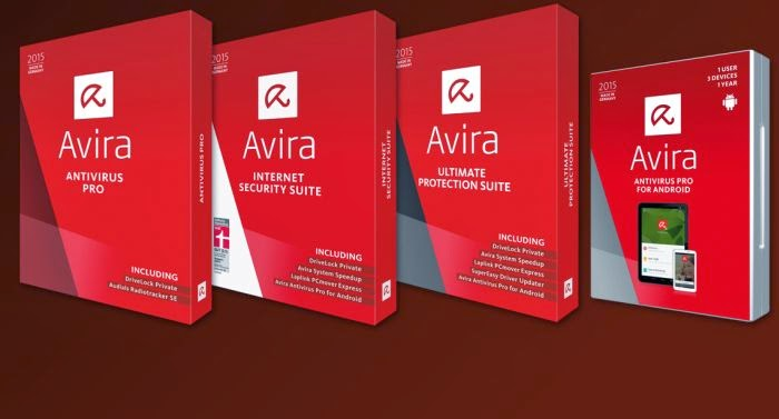تحميل برنامج افيرا - Download Avira 2015 - انتي فيروس