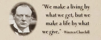 winston churchill quotes life