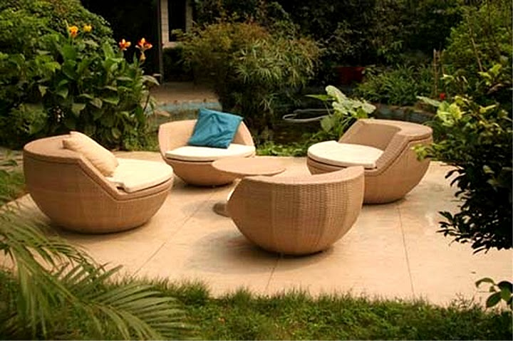 Comdesigner Garden Chairs : perfect-summer-outdoor-patio-furniture-stylish-up-scale-look-design ...