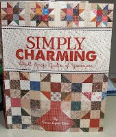 Simply Charming Mini Sewalong 2013