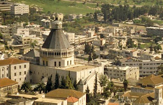 nazareth church of Anunciation