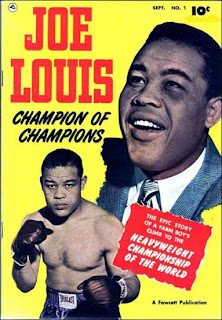 Joe Louis 1 cover