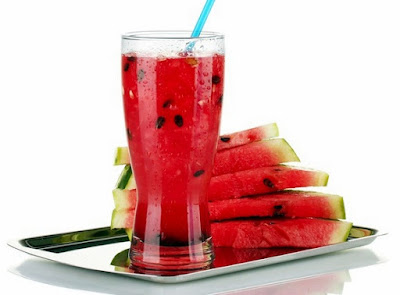 Benefits of watermelon juice for fertility and health agencies