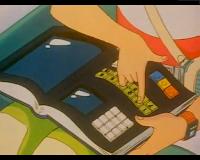 Inspector Gadget Penny's Computerbook