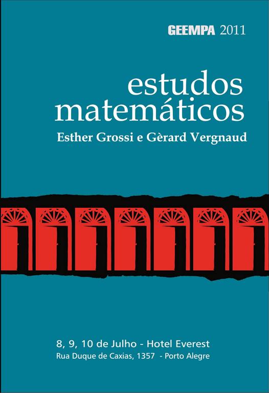 Vergnaud teoria dos campos conceituais livro