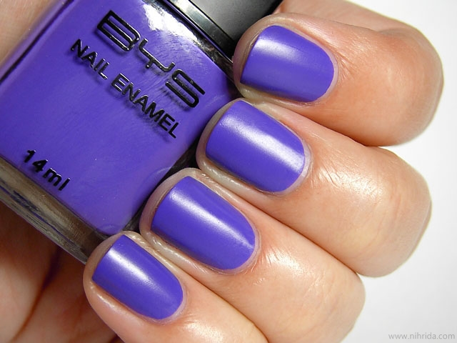 BYS Matte Purple