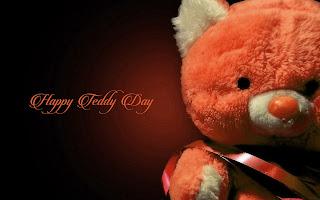 Happy Teddy Day 2016