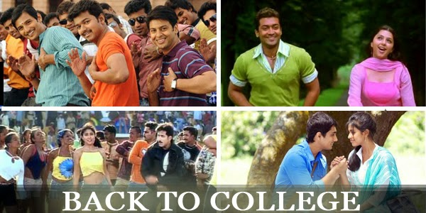 Listen to College Songs on Raaga.com