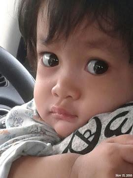 Nur Humaira Sofea, 11 months on Nov 14, 2016