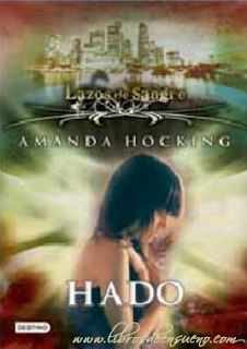 Instinto - Amanda Hocking Hado