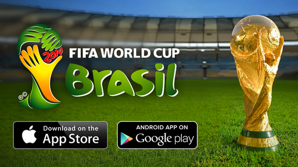 fifa, coupe du monde, foot, football, app, apple, appstore, google play, application, brésil, happy journal