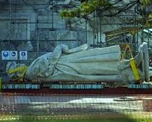 Se debate ley que declara Patrimonio Cultural de la Ciudad de Buenos Aires al Monumento a Cristóbal Colón