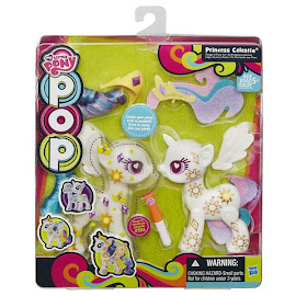 MLP Wave 3 Design-a-Pony Kit Princess Celestia Hasbro POP Pony