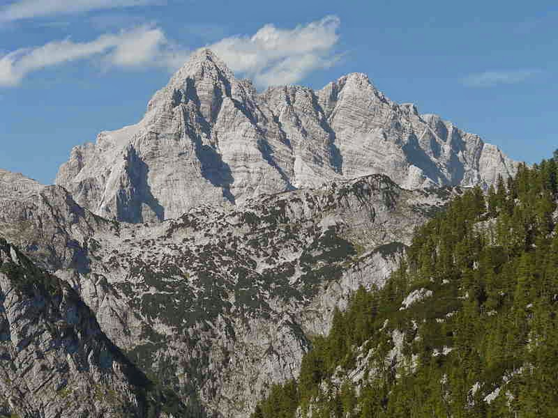 Watzmann South Peak
