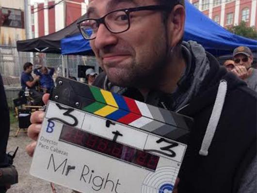 Paco Cabezas clausurará el Festival de Toronto con 'Mr. Right'