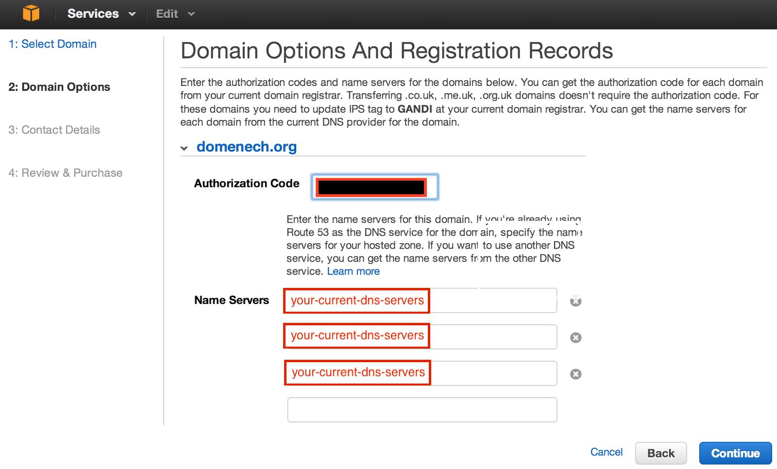 blog-domenech-org-transfer-internet-domain-to-aws-route-53-step-4