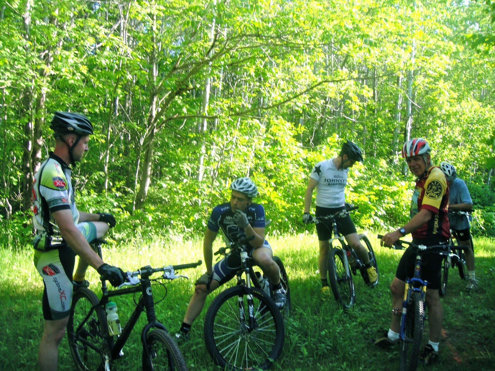 St. Croix Woolly Mountain Bike Trail Wisconsin