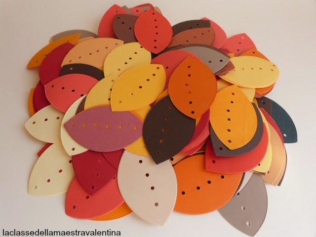 Decorazione Finestre Autunno : La classe della maestra valentina la mia classe in autunno