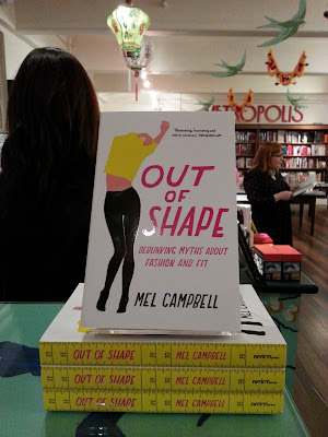 Book Launch: Out of Shape – Debunking myths about Fashion & Fit
