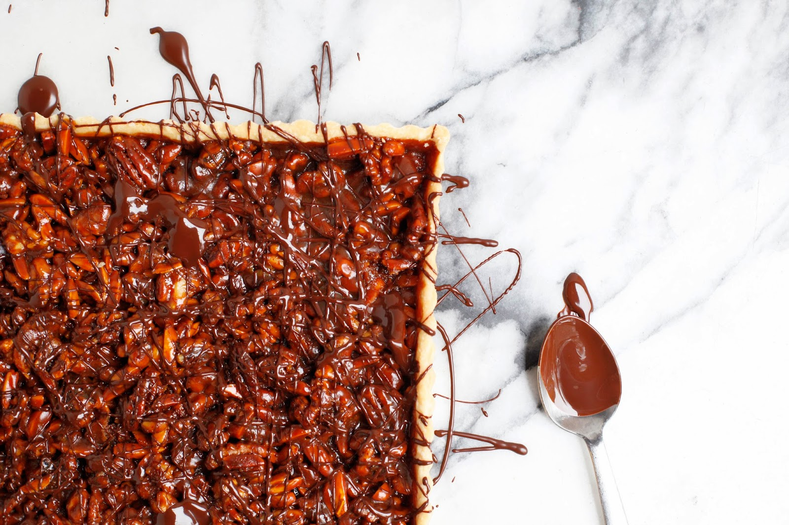 http://food52.com/recipes/32584-caramel-nut-tart-with-chocolate