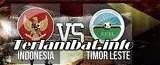 Indonesia VS Timor Leste 2012