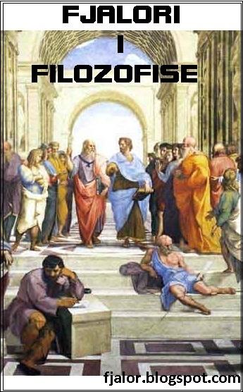 fjalor filozofik