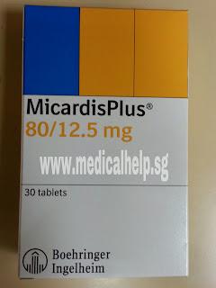 Micardis 80 Mg Side Effects