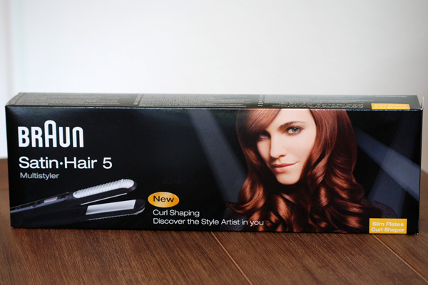 Braun Satin Hair 5 Multistyler Verpackung
