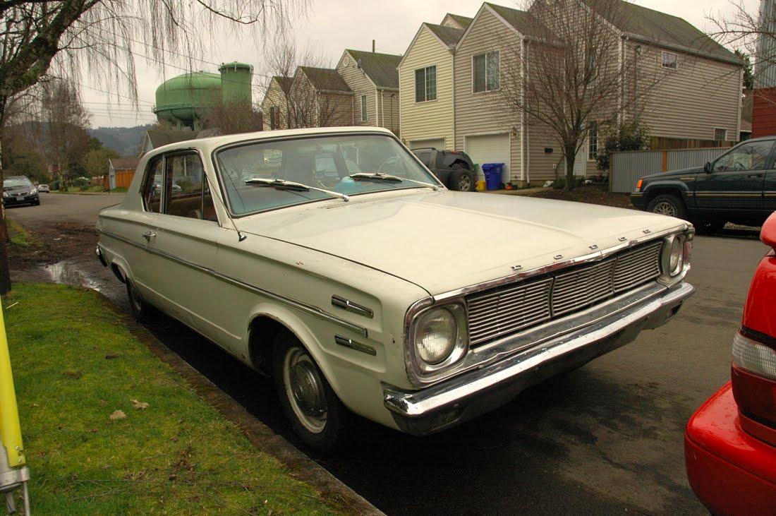 1966 Dodge Dart 270.