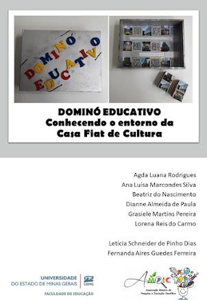 Dominó educativo: conhecendo o entorno da Casa FIAT de Cultura