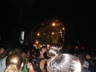 escenario rototom 2011