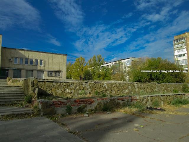 РАГС, бывший кинотеатр Мрия, фото 2015  Славянск