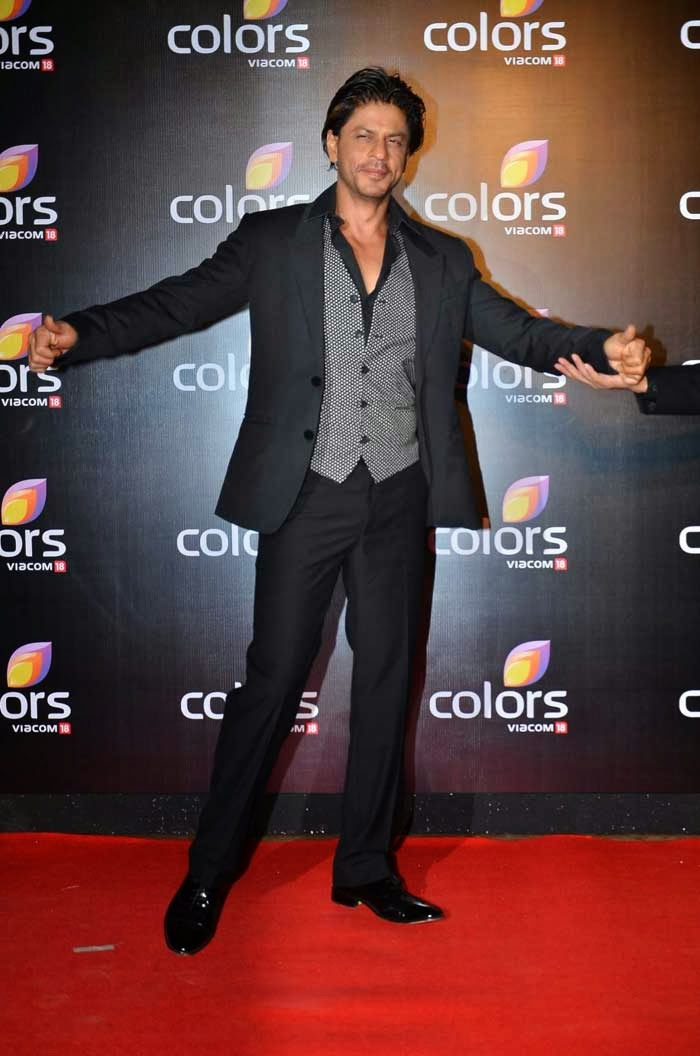 Actor Shahrukh Khan