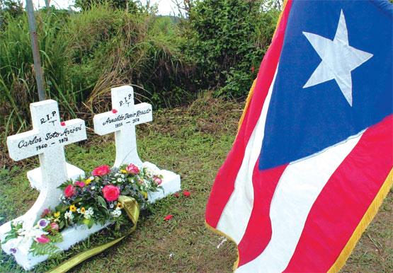 Prohibido olvidar los asesinatos en el Cerro Maravilla