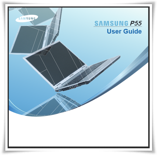 Samsung P55 Manual